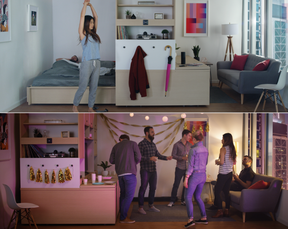 You can now buy a robotic apartment in a box in the us - Can you buy an apartment ...