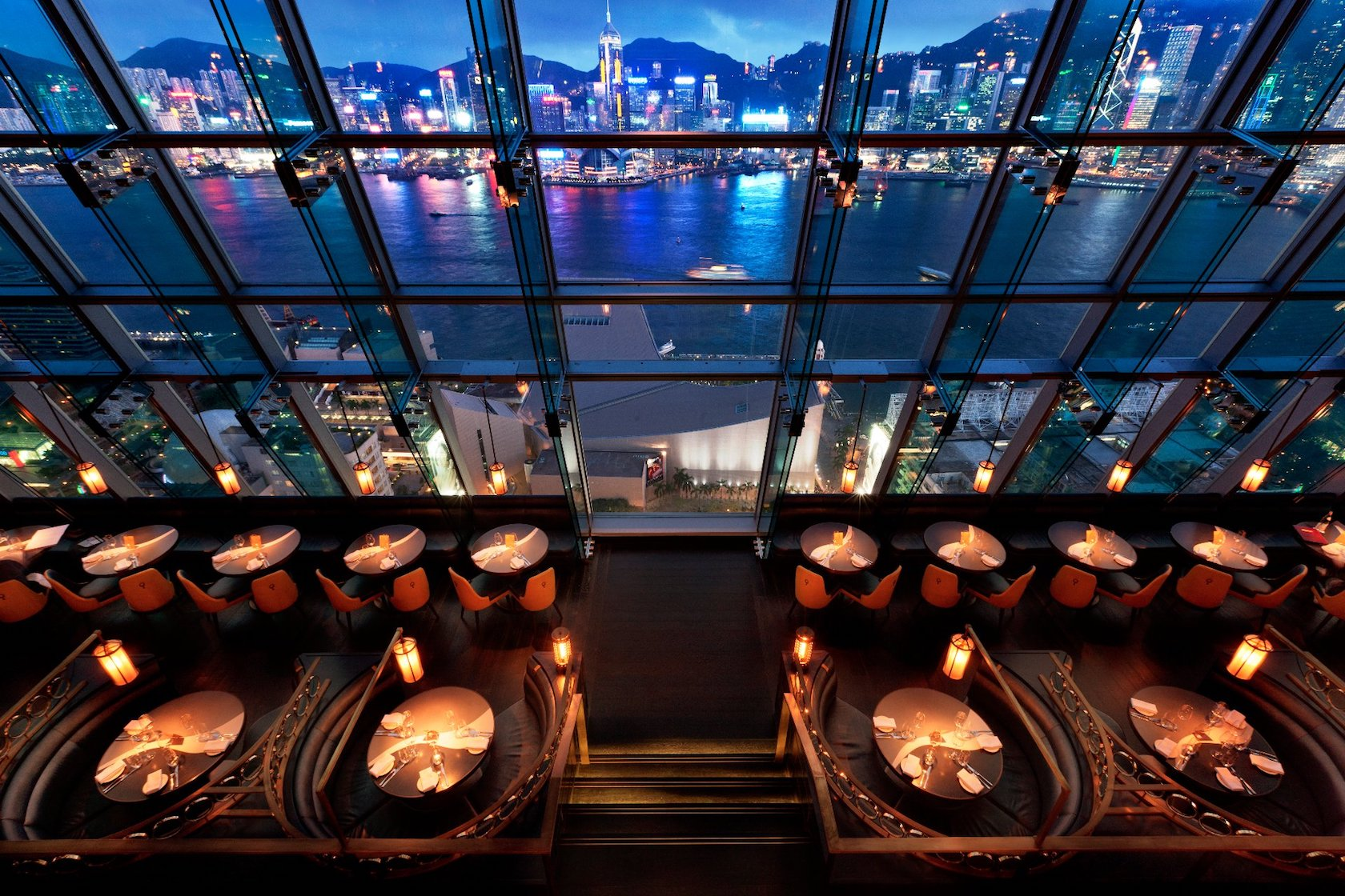 Hong kong s best rooftop bars with a view