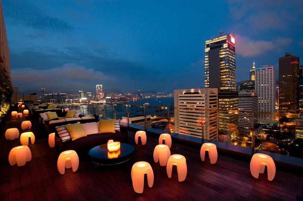 Hong Kong's 8 Best Rooftop Bars With A View