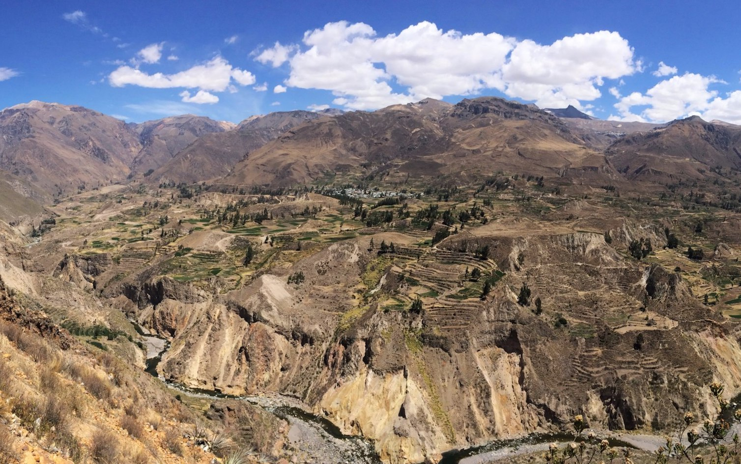the definitive guide to conquering peru s colca canyon