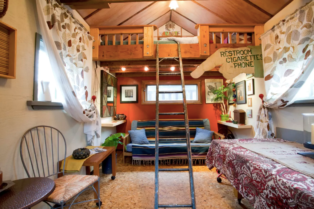 The Best Tiny Home Rentals For Your Next West Coast Road Trip