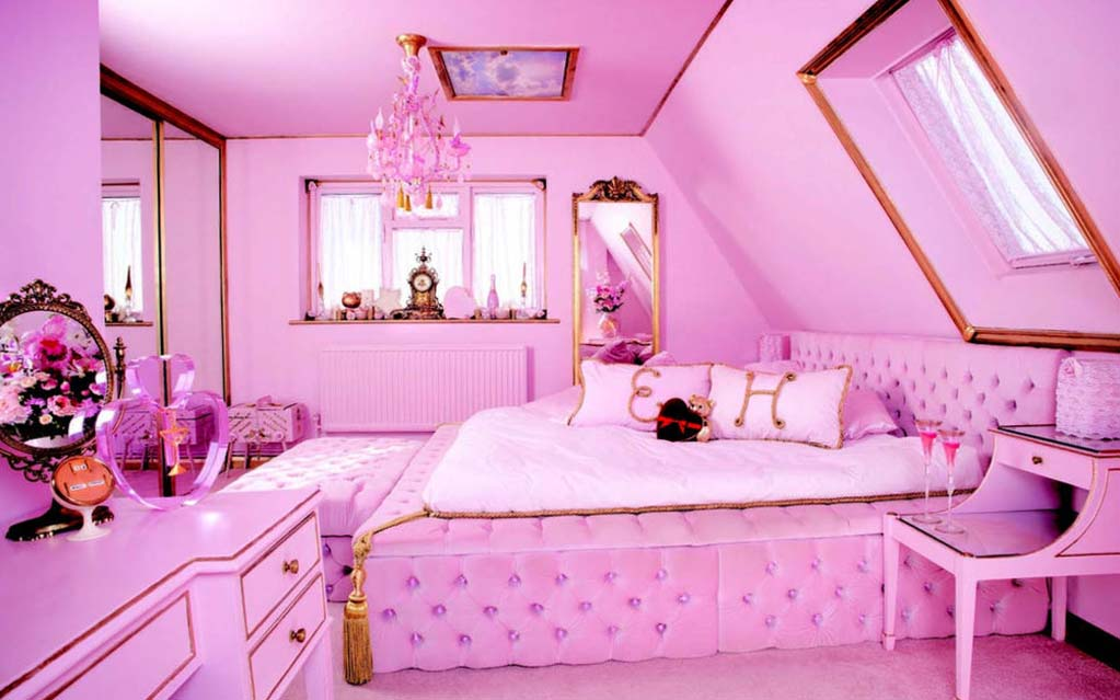 You Can Rent The Closest Thing To Barbie's Dream House On Airbnb Gorgeous Make Your Own Barbie Furniture Property