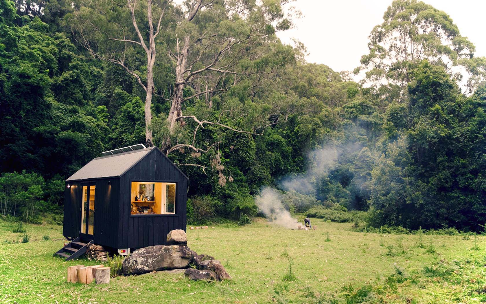 go off the grid and into australia u0027s wilderness in unyoked u0027s tiny