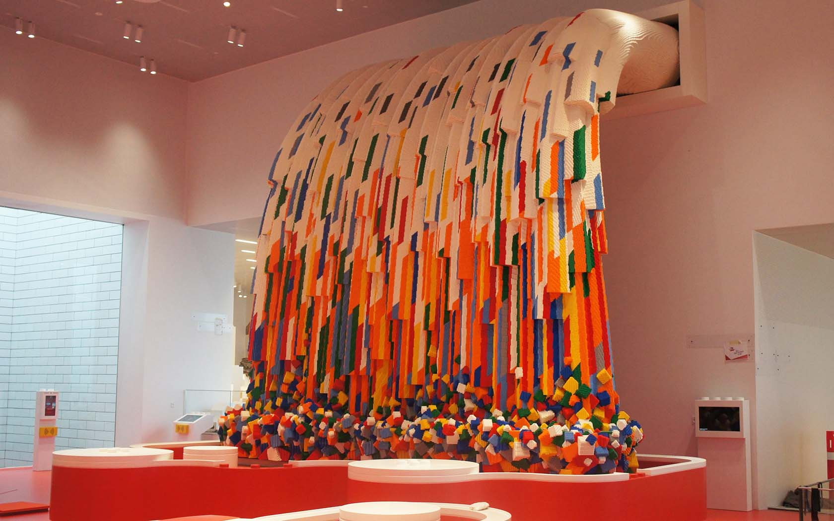 Denmark's Real Life Lego House Has Opened To The Public