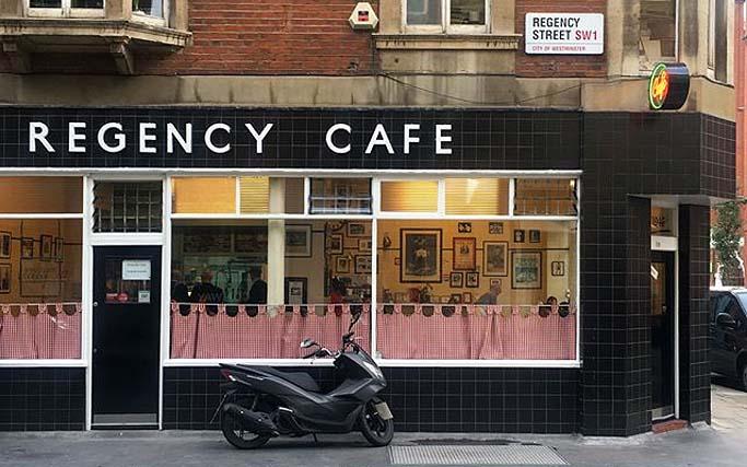 Bonds Corner Cafe Menu