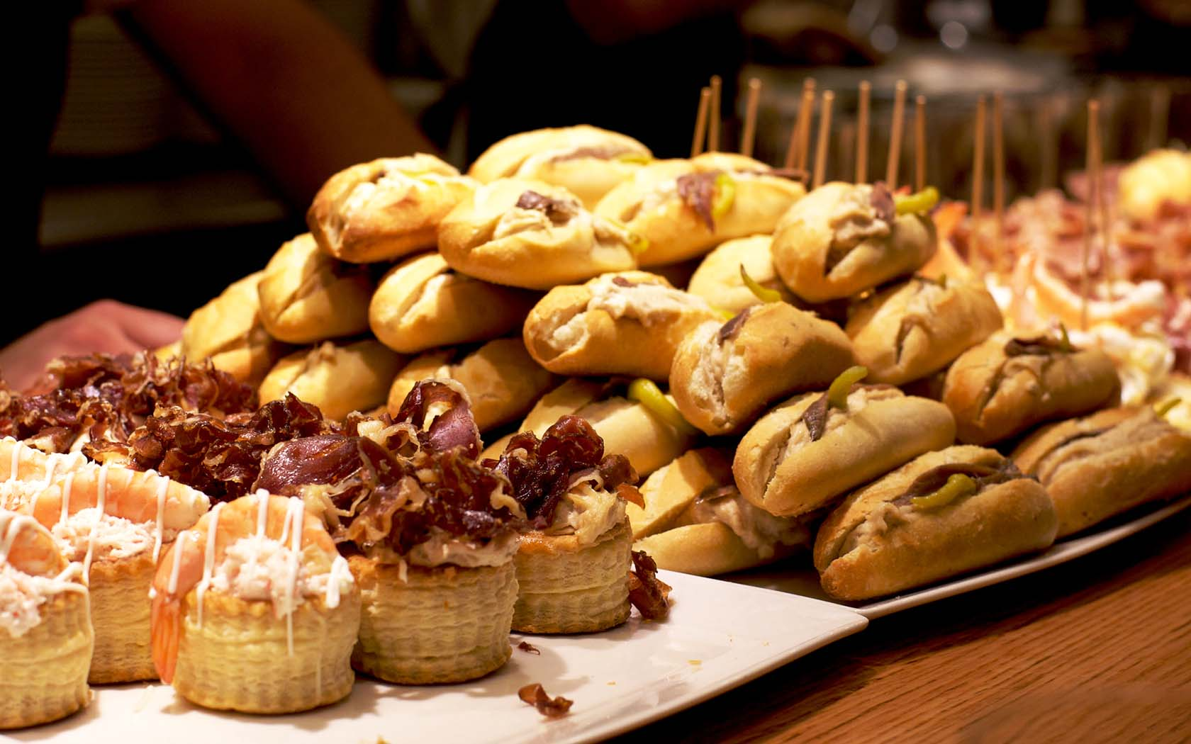 Foods To Eat In Madrid Spain