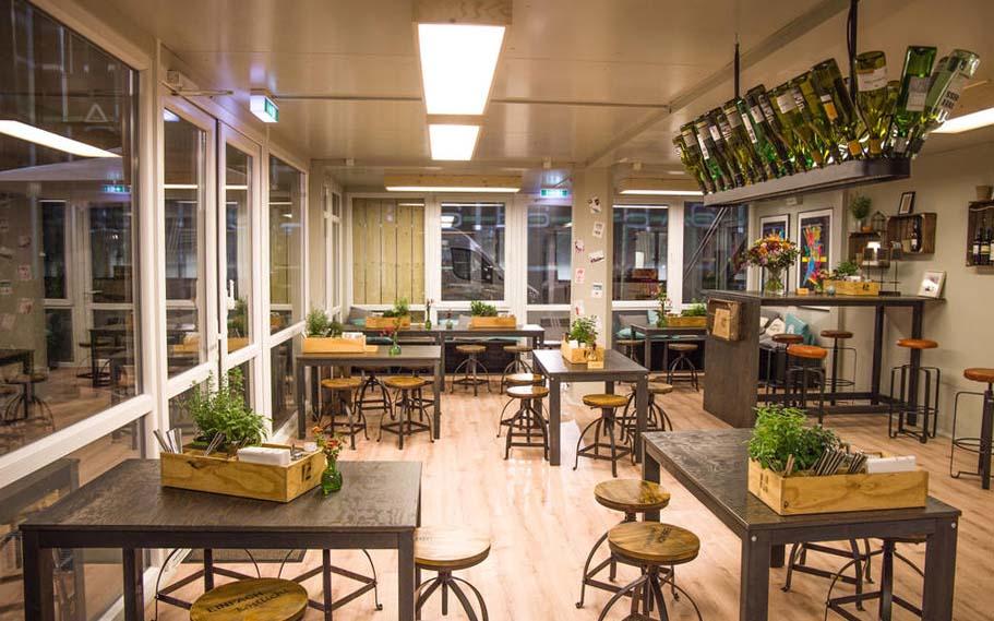Aldi Restaurant München