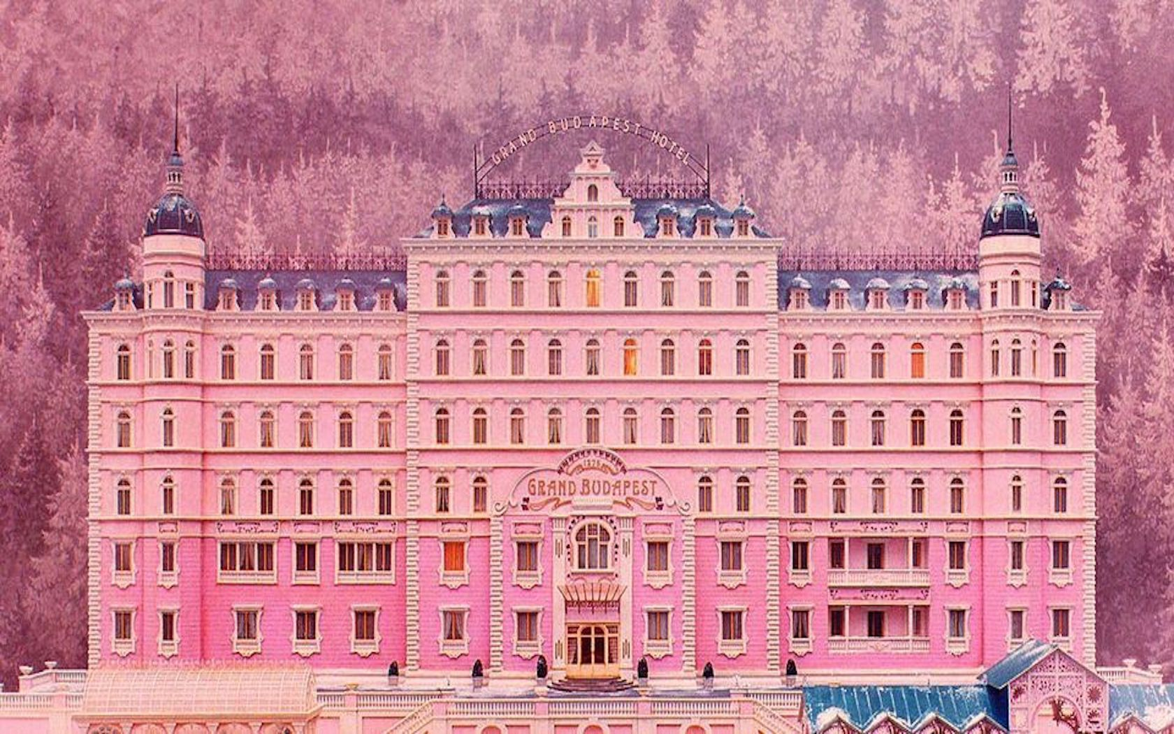 Grand Budapest Hotel Wallpaper: Germany's Görlitz Named Europe's Best Filming Location