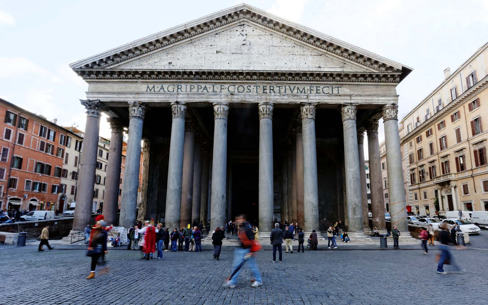Roman Authorities To Introduce Pantheon Entry Fee In - Incredible monuments ever built