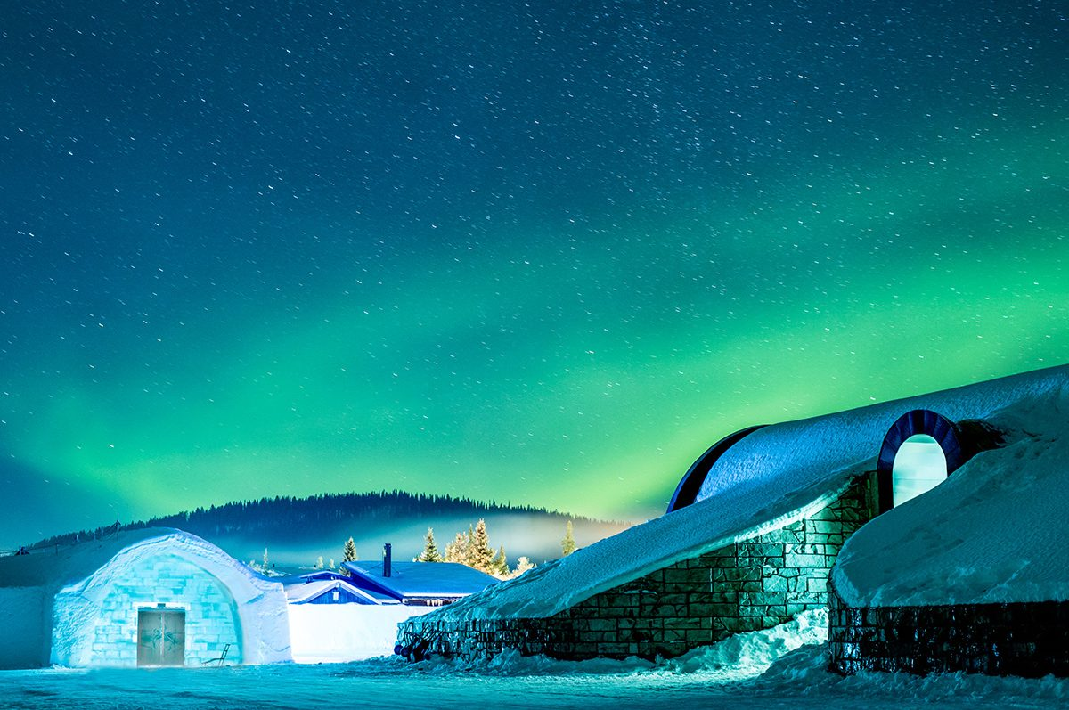 From Finland To Canada, These Are The World\'s Best Ice Hotels