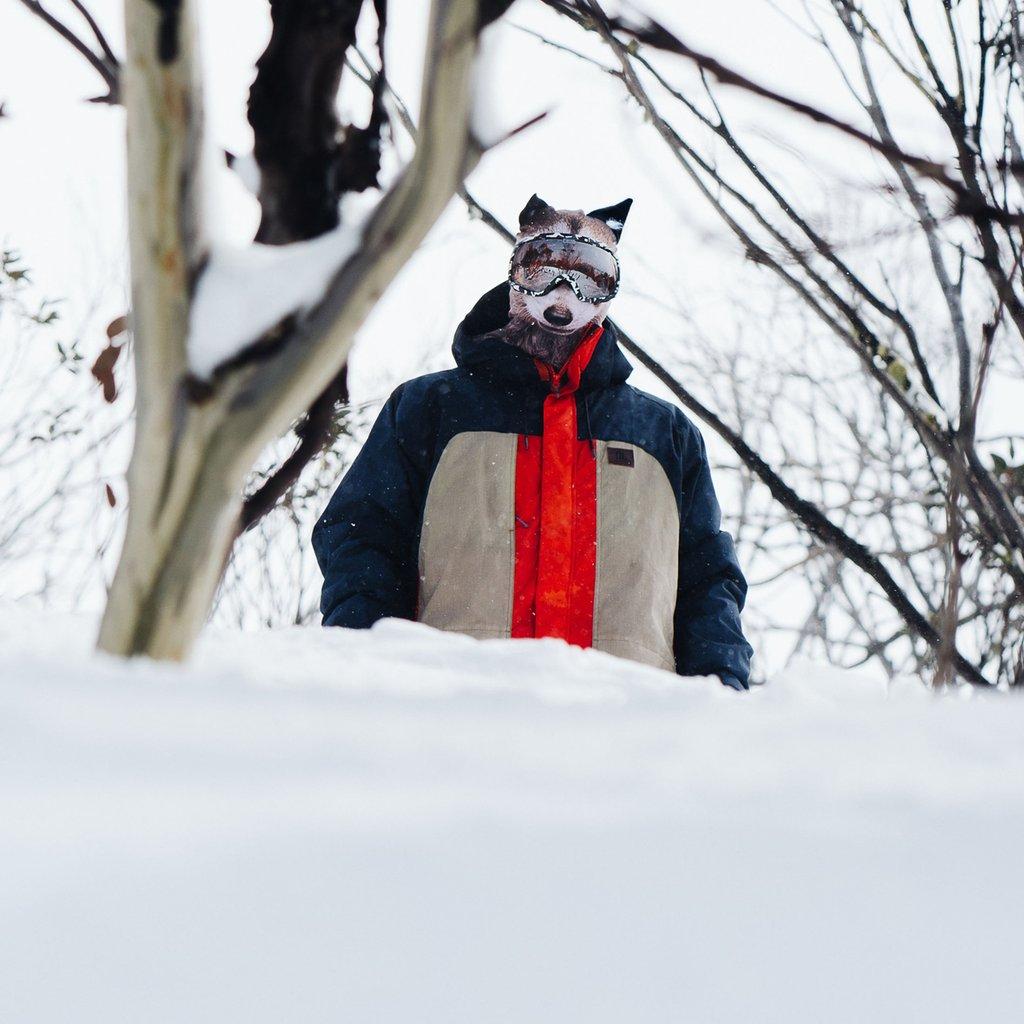 c55e2f1bf02 Hyper-Realistic Ski Masks By Beardo Turn Skiers Into Real Animals