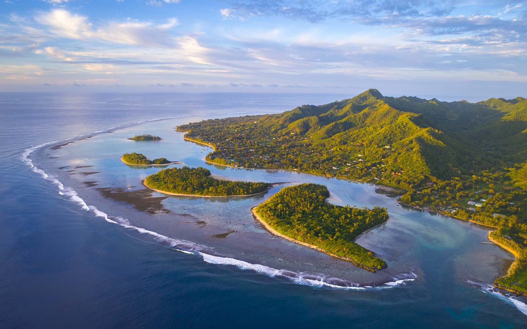 How To Get To Cook Islands From Sydney