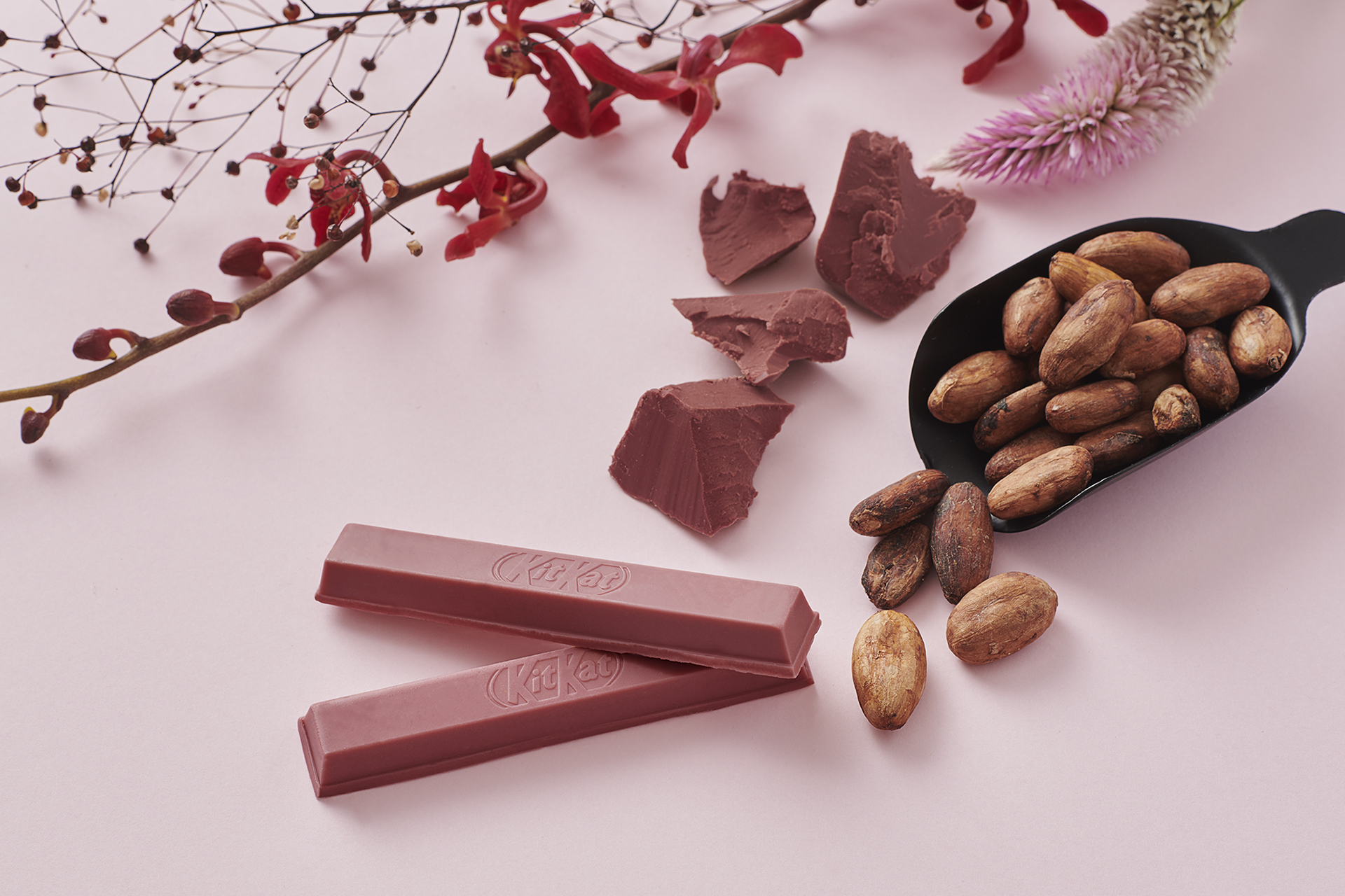 Ruby Chocolate Kitkats Have Landed At Melbourne Central