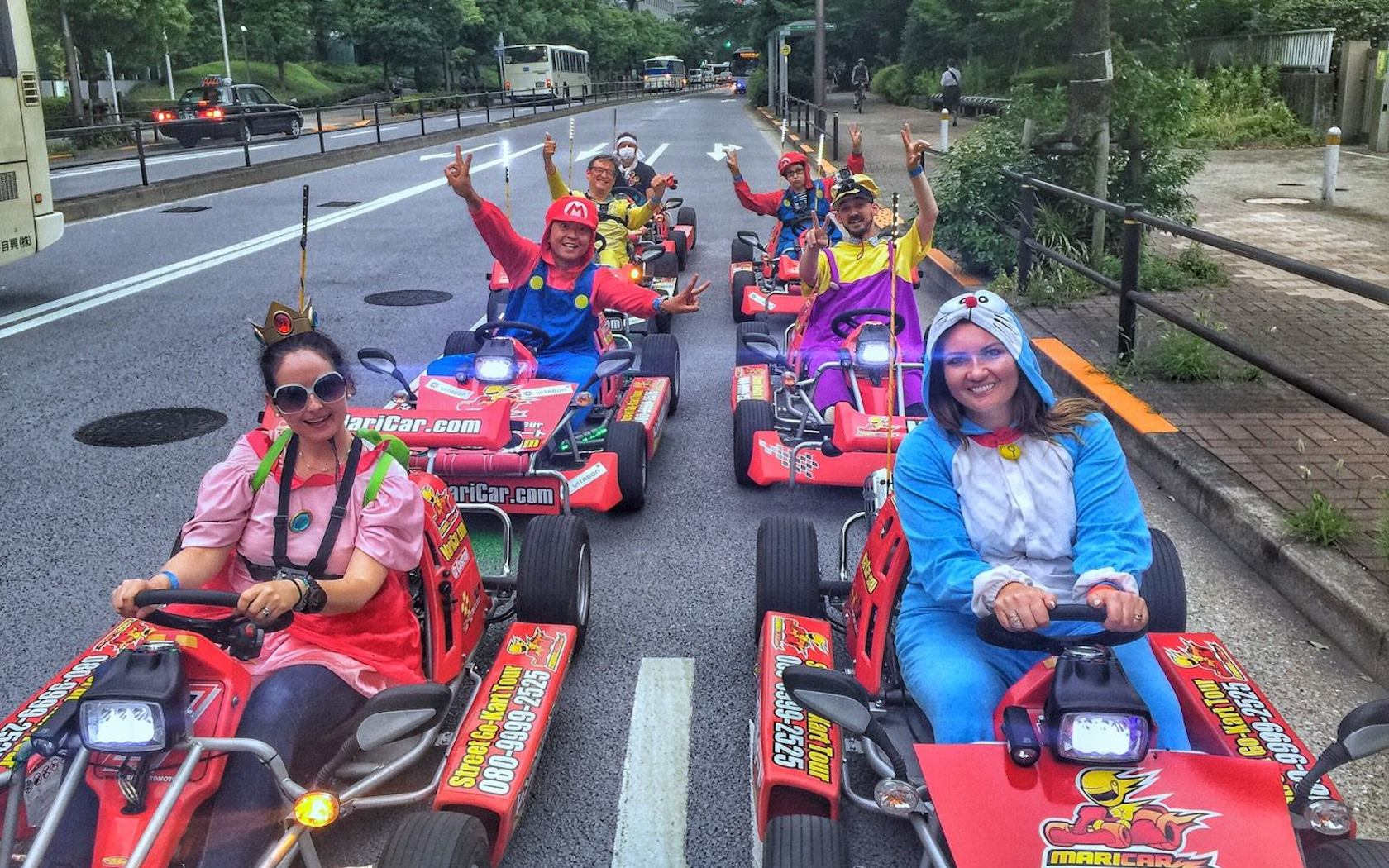 australia kart Tickets For Australia's Real Life 'Mario Kart' Are On Sale Now