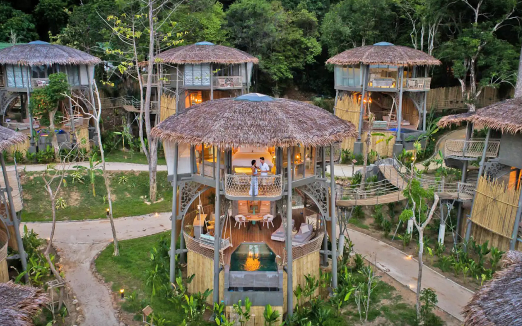 Thailands New Dreamy Treehouse Escape Offers Ultimate