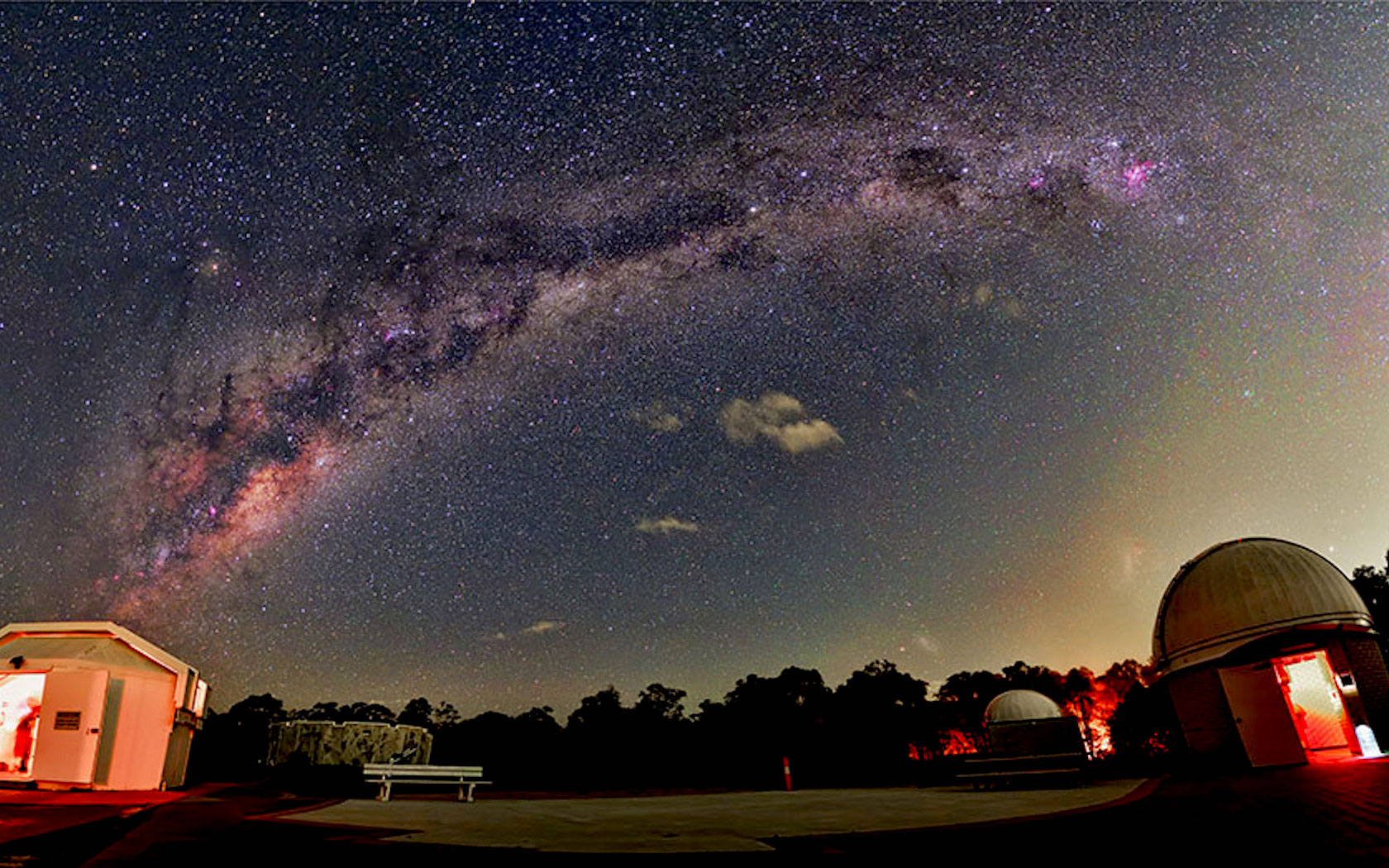Perth stargazing