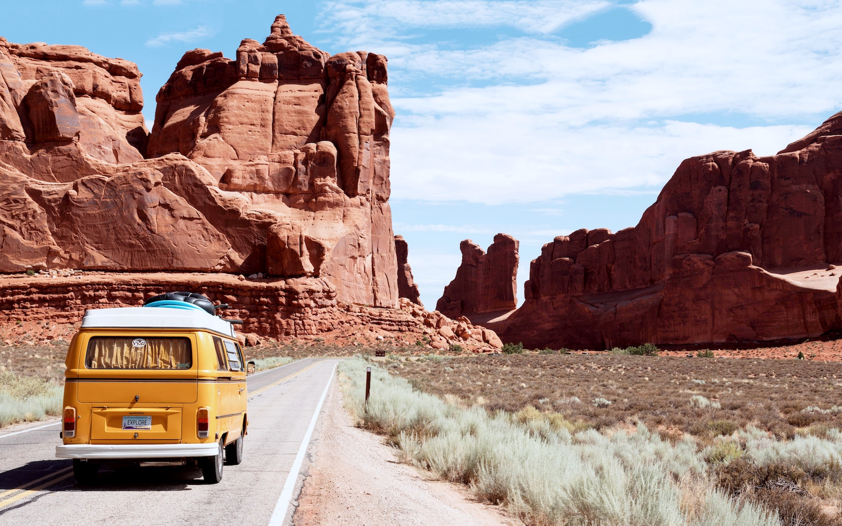How To Make Your Dream Usa Road Trip Happen On A Budget
