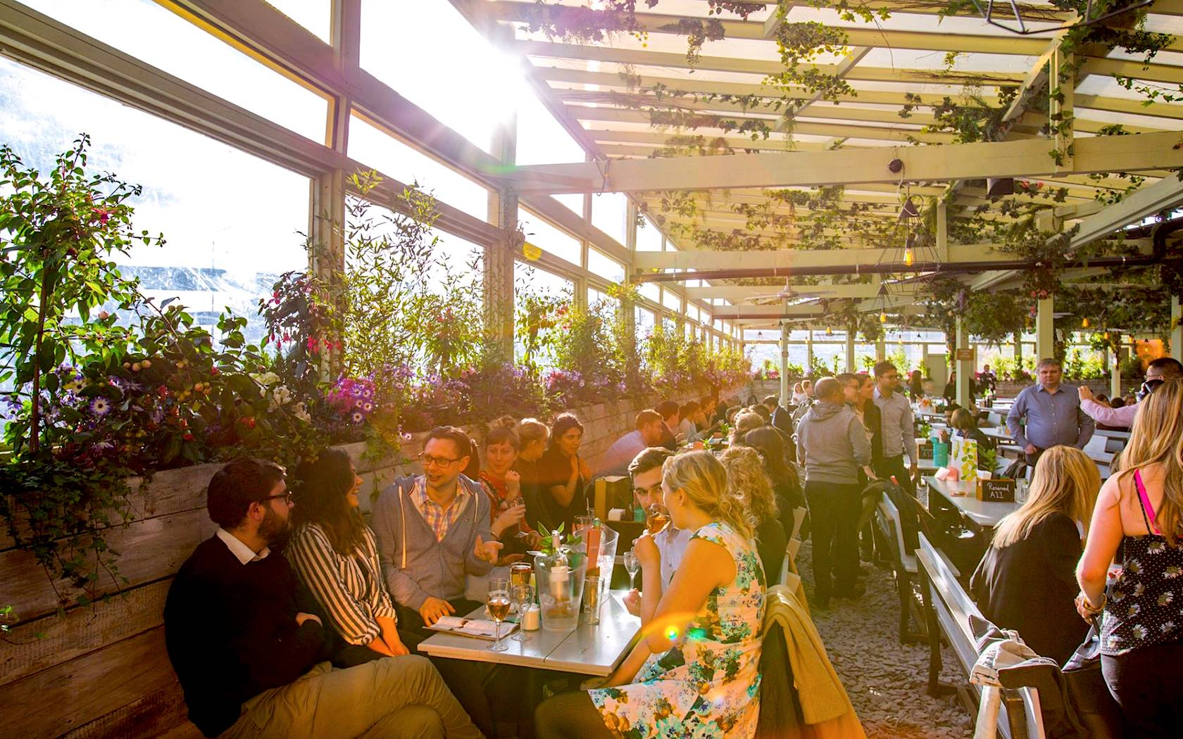 Hop Between The Best Rooftop Bars In London This Summer