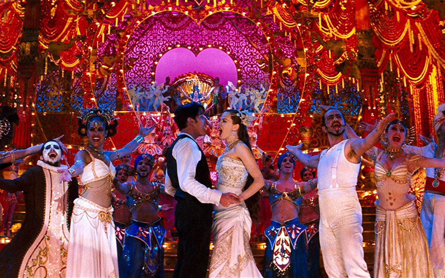 Image result for moulin rouge the musical