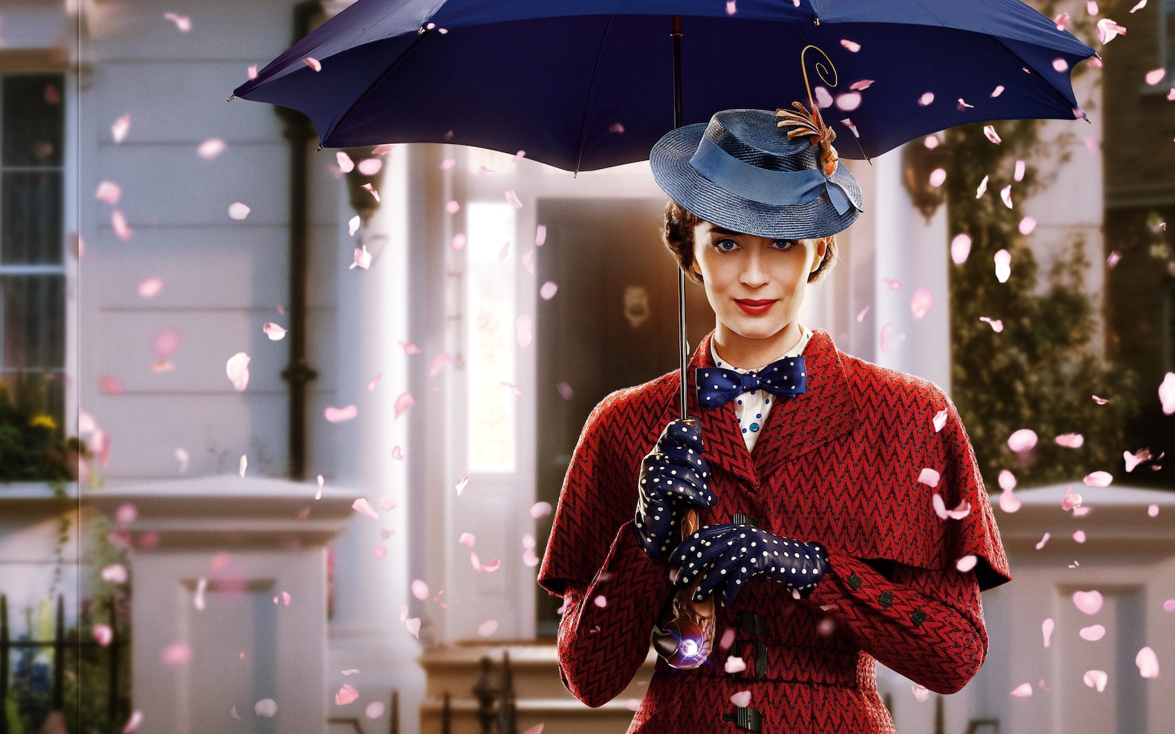 Mary Poppins inspired