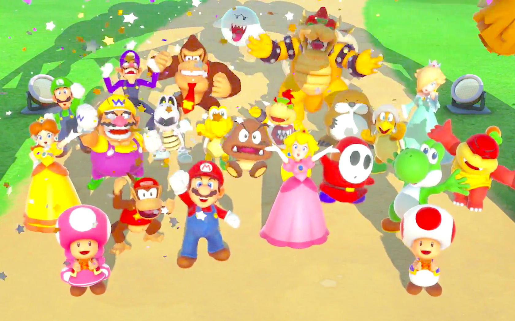 Super Mario Theme Park It May Be Coming To Universal Studios Orlando