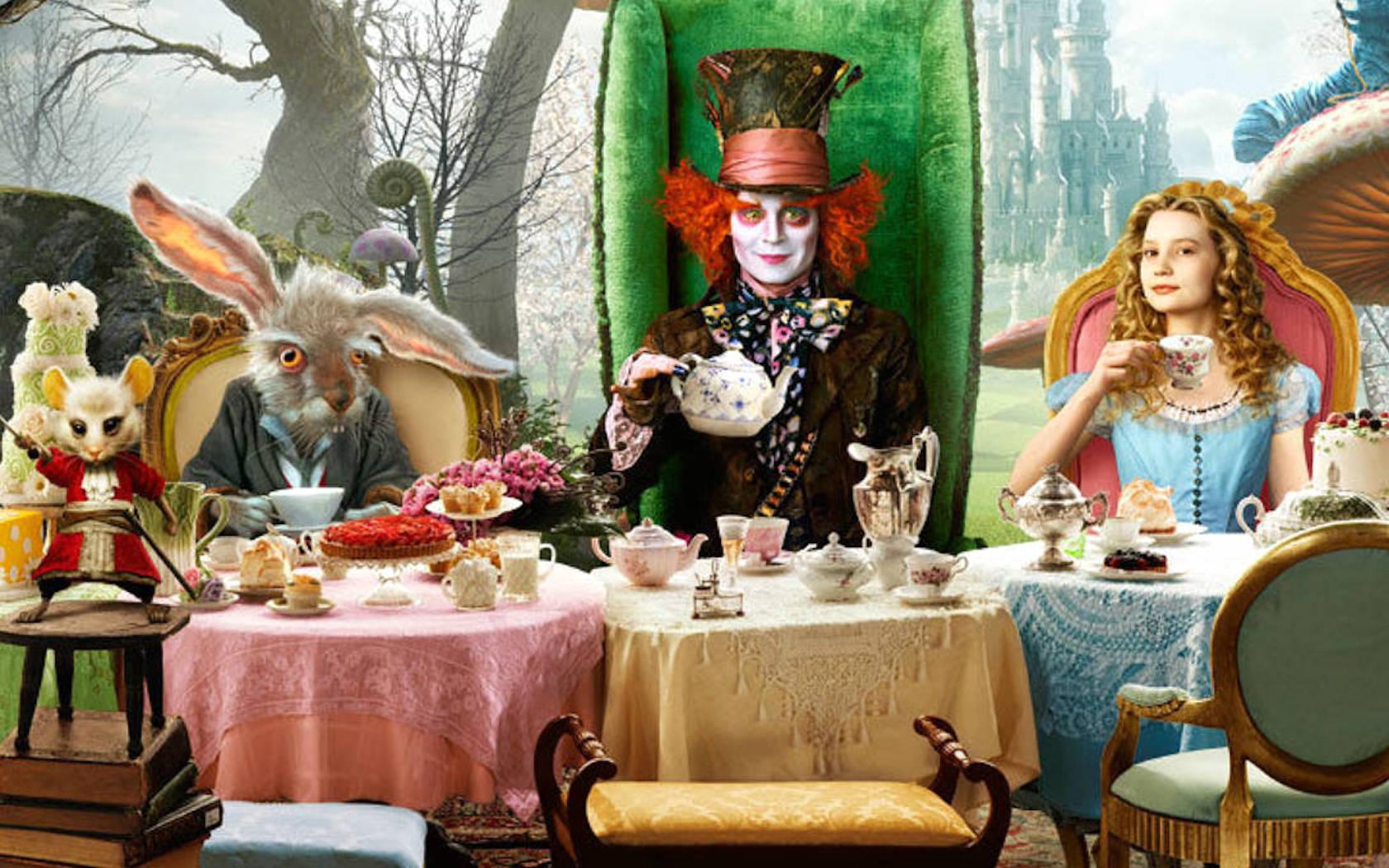 The Mad Hatter S Tea Party An Alice In Wonderland Sydney Brunch