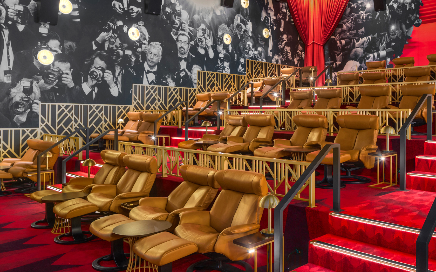 Event Boutique Is Sydney S Swish New Experience At Event Cinemas