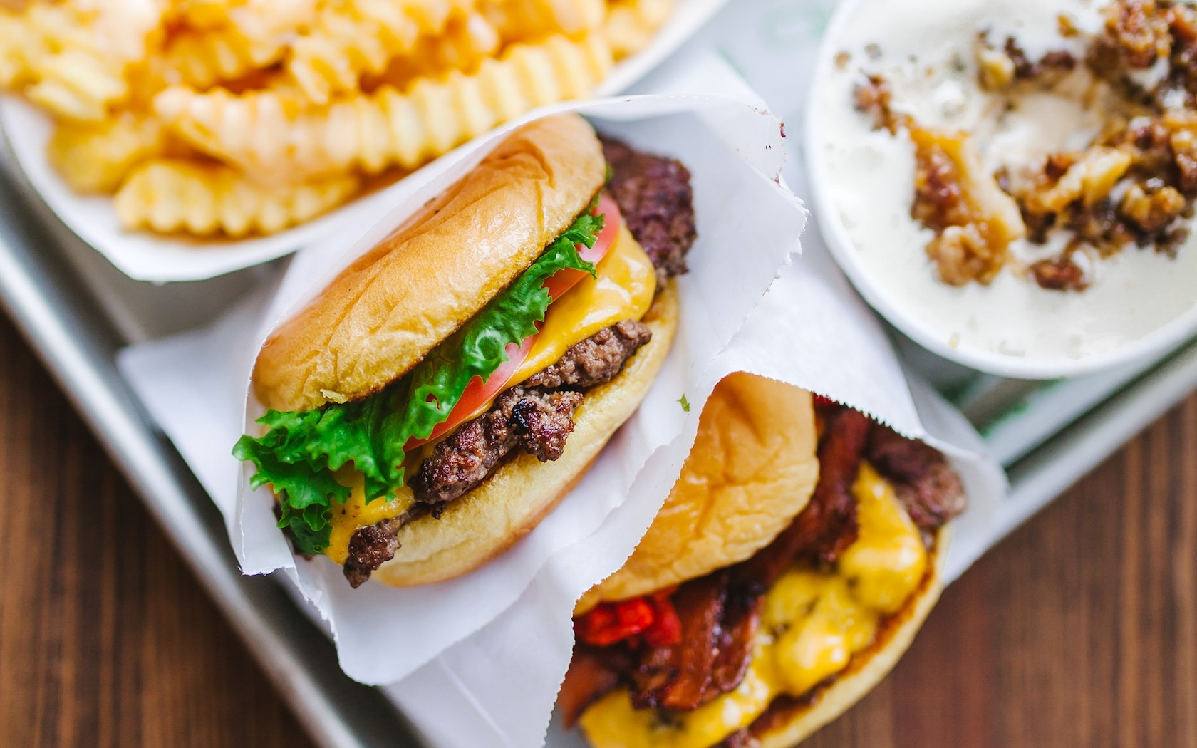 In-N-Out, Shake Shack, Five Guys: The Best American Burger