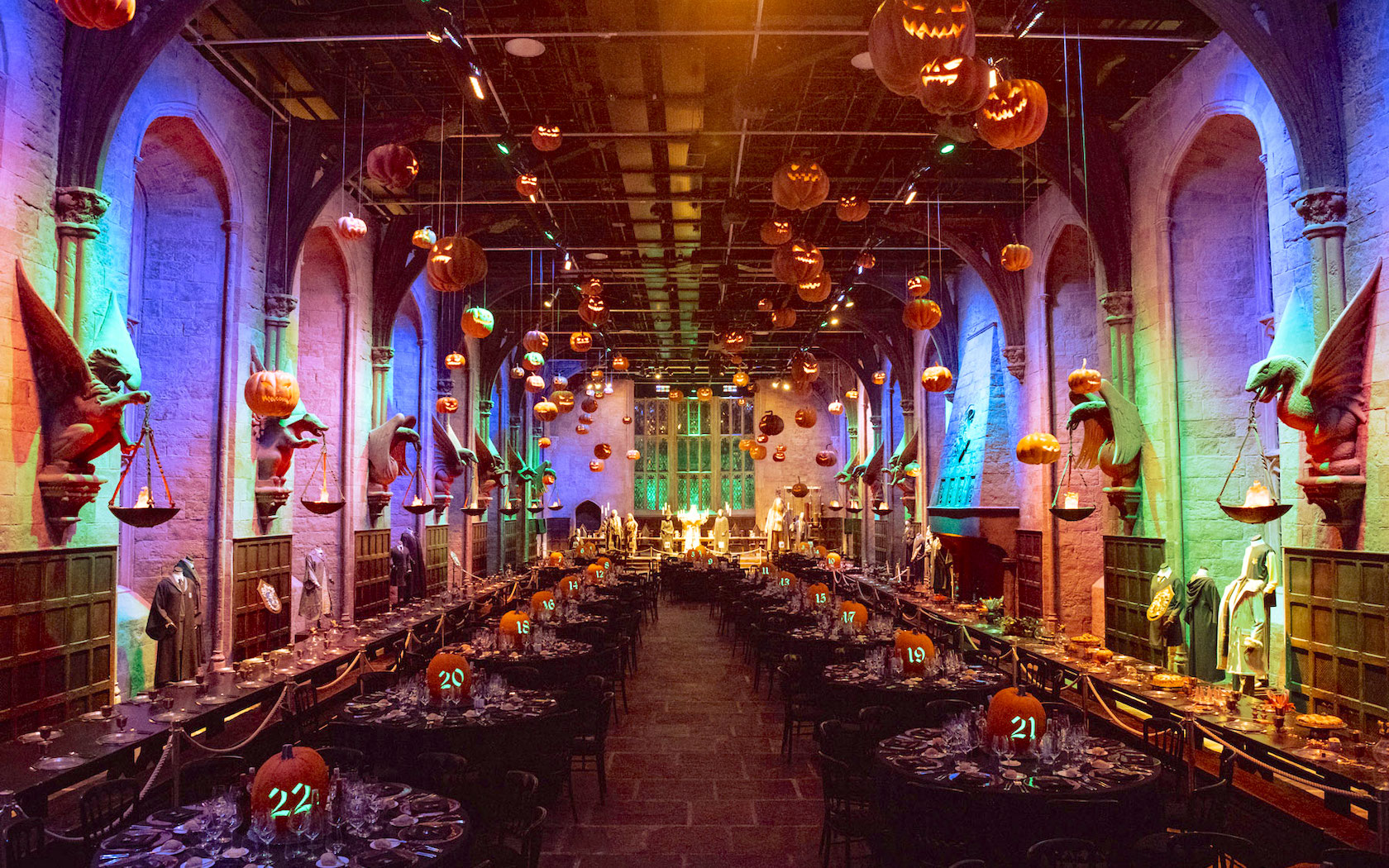Hogwarts After Dark Tour Returns To London This Halloween