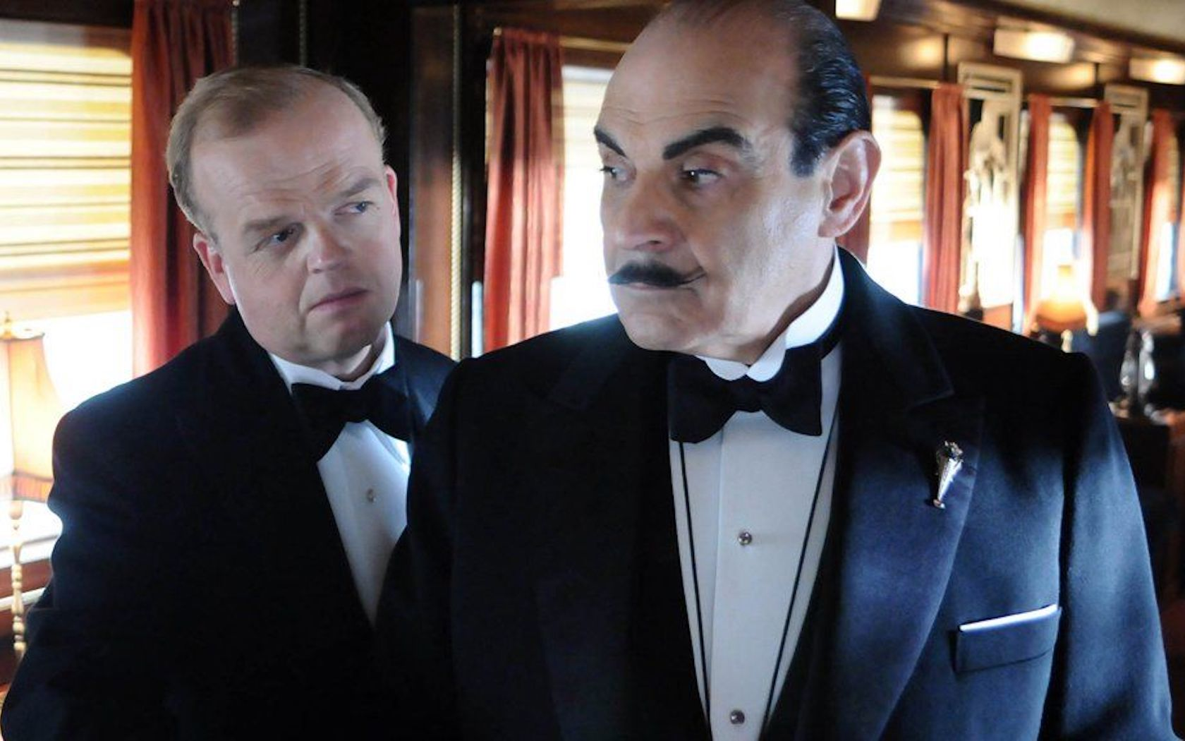 Solve A Murder On The Actual Orient Express Train Like Hercule Poirot
