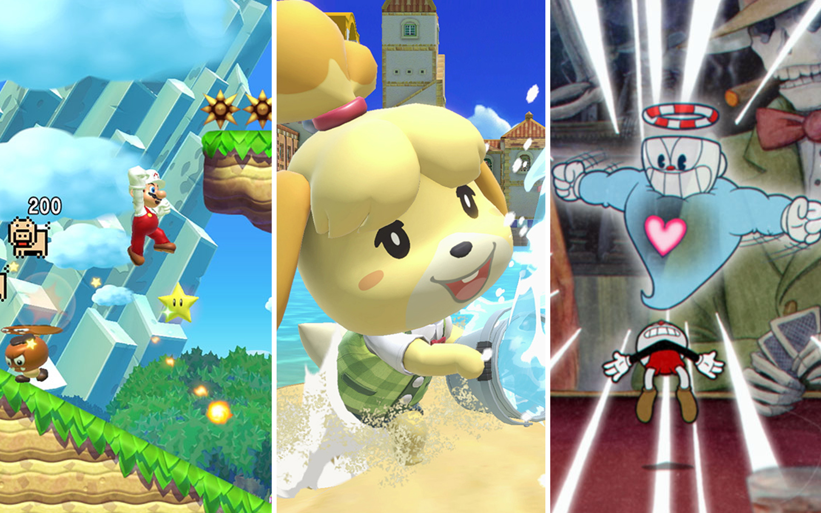 Best Switch Games The Best Multiplayer Games On Nintendo Switch